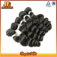 JP Hair Wholesale Long Lasting 7A Romance Curl Cheap Virgin Indian Remy Hair Weave