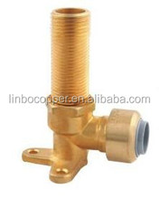 2C--349 pex elbow pipe fittings pex brass female seated elbow brass elbow fitting