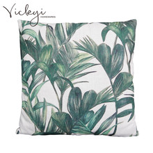 Vickyi cushions home decor pillow Wholesale Furniture Chair Back Cushion Cover