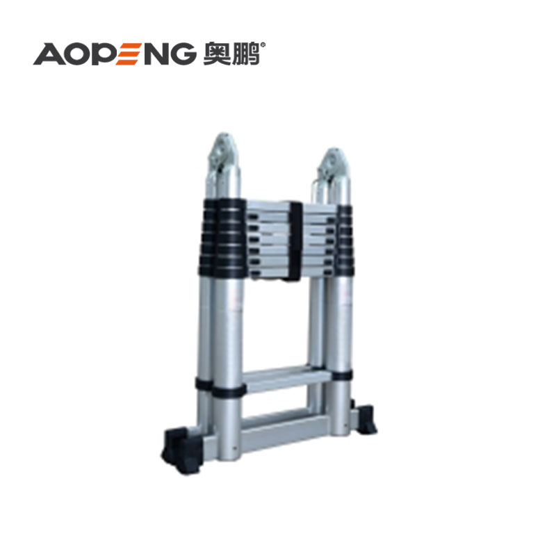 Trade Assurance extension lengths decorative telescopic ladder