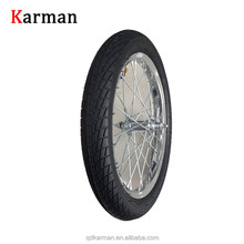 16 inch 16x2.125 Natural Pneumatic Rubber Bicycle Tyre