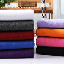 China textle supplier wholesale home textile anti pilling polar fleece jacket fabric