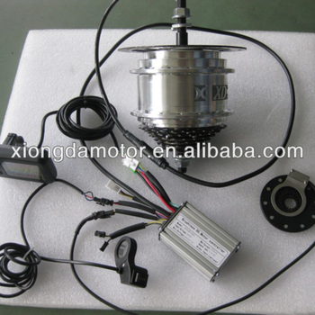 Ebike Motor Double-speed Motor for Front Wheel