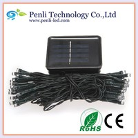 Solar Power 50 LED String Fairy Lights Outdoor Party
