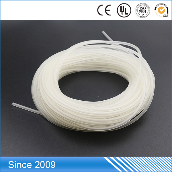 extrusion clear flexible plastic hose,TPE tube for Plant grafting