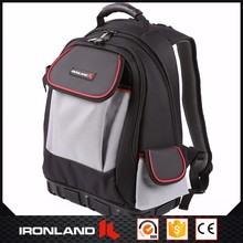 Wholesales High Quality Polyester 600D Backpack Laptop Bags