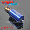 E3660-5T Inrunner Brushless Motor,rc cars' motor,motor for rc electric car