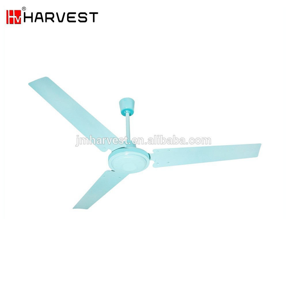 "48"" ""industrial ceiling fan metal oclor blades"