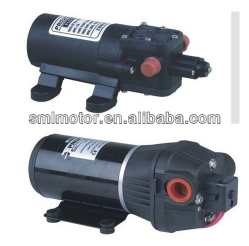 115V AC 12V DC high pressure water pump