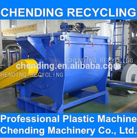 CHENDING High Efficiency PP PE plastic film recycling and washing line