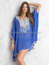 2 Colors Summer Womens Celeb Sexy Mini Playsuit Ladies Cover Up Blue White