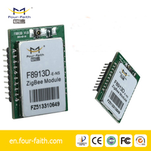 F8913D ZigBee wireless mesh network Module Support Point-to-Point, Point-to-Multipoint, Peer-to-Peer and Mesh network c