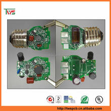 Shenzhen manufacturer provide one-stop led light pcb board assembly