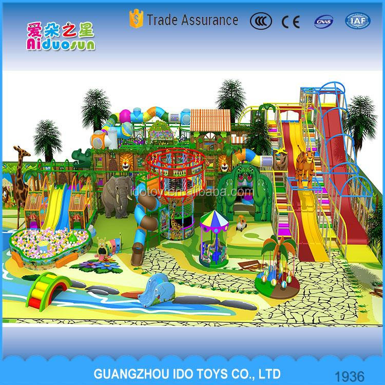 High Quality Indoor Playground Equipment Kds