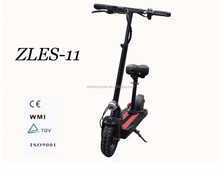 Industrial three wheel security guard 40 mph electric scooter