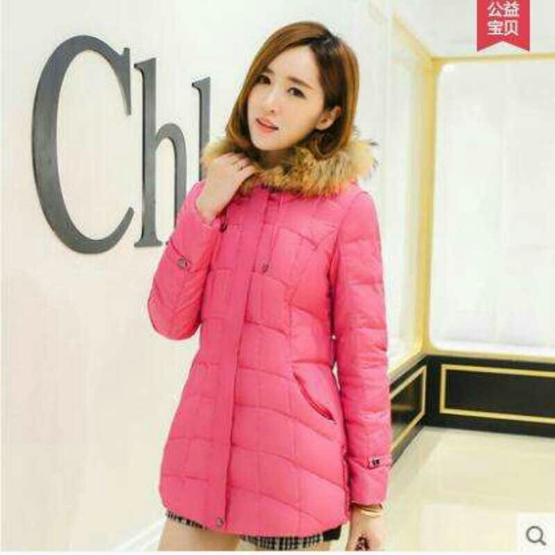 GZY shiny down jacket women coat winter comfortable model Export Europe American guangzhou warehouse 2017 stock hot selling ch