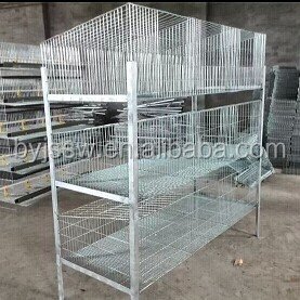 Top Promotion Double Rabbit Hutch For Sale