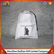 Small Customized Packaging Mesh Laundry Bags For Socks