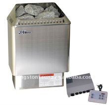 6KW Stainless steel out control sauna oven/sauna stove KTNH-60WK