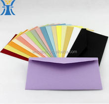 new products Wholesale printed DL size cheap colorful gusset envelope