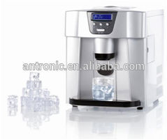 ATC-IM-10A Antronic Portable Ice Makers Ice Cube Making Machine Price Water Dispenser Ice Maker