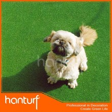 soft antibacterial durable synthetic turf for pets