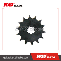 Motorcycle spare parts motorcycle sprocket for BABAJ BOXER CT100