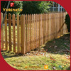 yard garden wooden fence panels with low prices