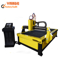 Steel Sheet Cutter/CNC Plasma Cutter/Metal Cutting Plasma Machine
