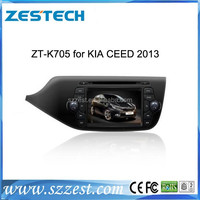 ZESTECH Car Auto Multimedia DVD for kia ceed dvd player