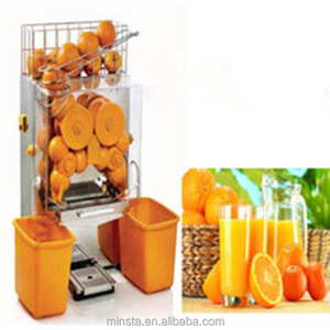 Wholesale orange juicer pressing machine/Factory supply orange squeezer lime juicer lime juice machine with best quality