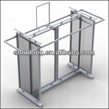 Metal Clothing Display Racks and Stands for Retail Stores