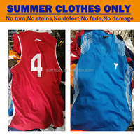 good quality sport uniform used clothes