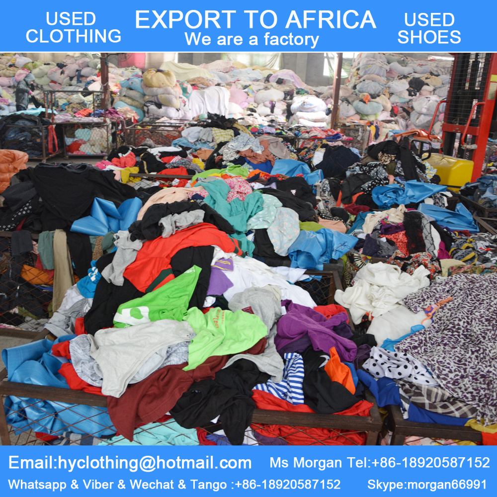 cheap unsorted original used clothes