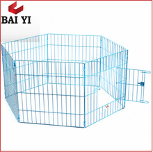 Wire Mesh Fencing Dog Kennel/Chain Link Dog Kennel Wholesale(Alibaba Supply, metal wire dog cage)