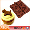 RENJIA silicone molds of cartoon characters,silicone chocolate cake mould,silicone chocolate mould