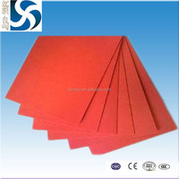red electrical insulation fiber board