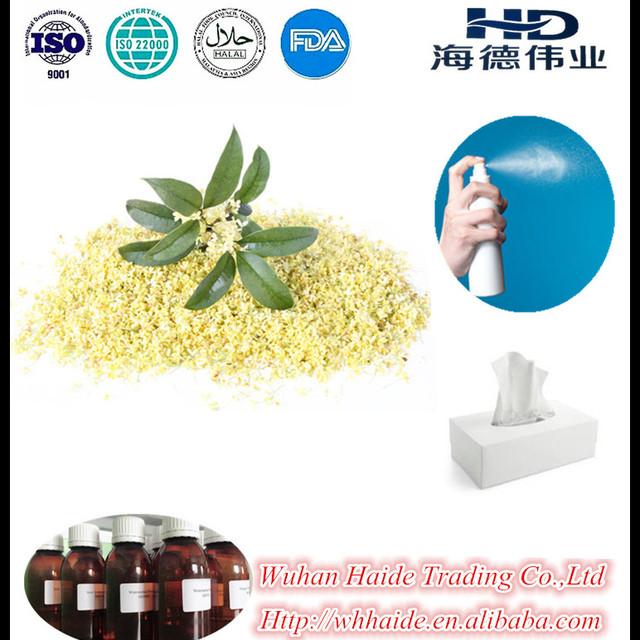 Osmanthus Fragrance for tissue paper , Air Freshener