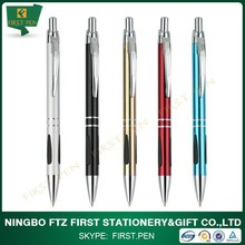 Smooth Writing Metal Branded Pens