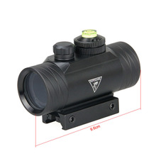 wholesale hunting equipment tactical gun accessories military optical small red dot laser pointer sight