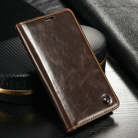 CaseMe Stand Wallet Case for Samsung S5, PU Leather Case for Galaxy S5 mini, Cover Case for S5 mini