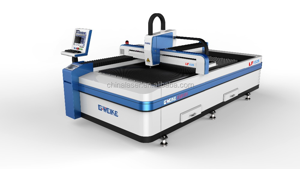 <strong>G</strong>.WEIKE High speed IPG Fiber laser cutter 500W 1KW 2KW with good price