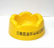 round Plastic/melamine Ashtray