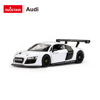 Rastar 1:24 Audi R8 licensed diecast car for collection