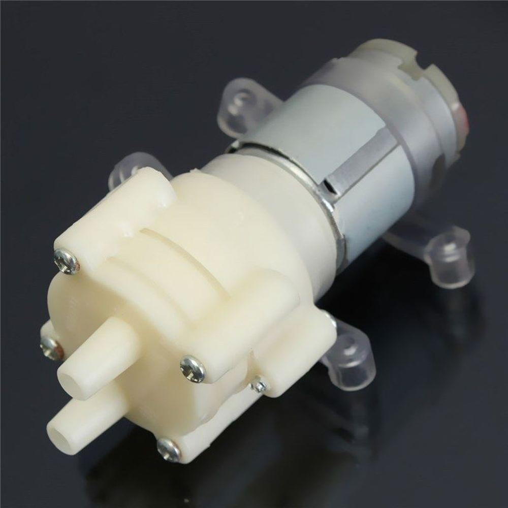 New Priming Diaphragm Mini Pump Spray Motor 12V Micro Pumps For Water Dispenser 90 mm x 40 35 Max Suction 2m