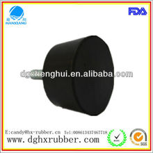Dongguan rubber screw rubber feet for furniture Washing machine Air conditioning