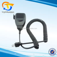 TOPRADIO KMC-30 Speaker Microphone Earphone for Kenwood Mobile Radio Interphone TK-763 TK-763G TK-768 TK-768G TK-780