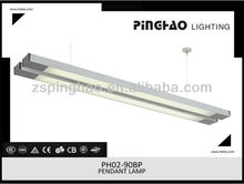 2012 T5 modern office pendant lamp PH04-90BP