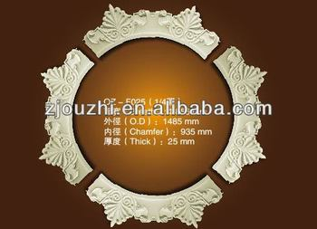 2014 hot sale PU ceiling medallion/Home&Interior decoration/building material