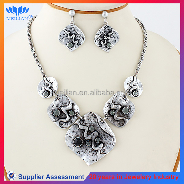 TOP SALE FASHION DESIGN rhinestone jewelry set